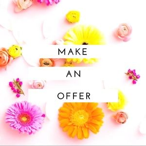 Other - 🌸OFFERS ACCEPTED!🌸